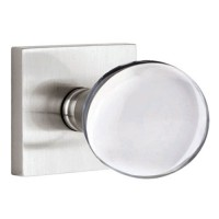 Crystal Ball Door Knob Set