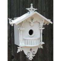 Cuckoo Cottage Bird House