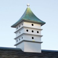 Cupola Bird House