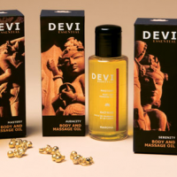 Devi Botanical Massage Oil