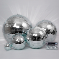 Disco Balls, various sizes