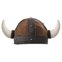 Fleece Viking Beanie