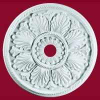 Floral Ceiling Medallion