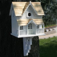 Gingerbread Cottage Bird House