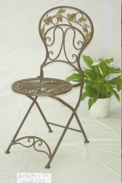 Grape Leaf Garden Chair
