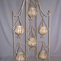 Hanging Plant or Candle Stand