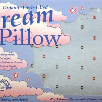Herb-Filled Good Dreams Pillow