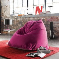 High Top Bean Bag Chair