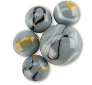 Howling Wolf Marbles