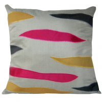 Joan Miro Style Pillow Cover