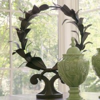 Laurel Wreath Sculpture