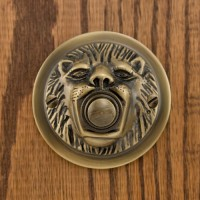 Lion Mouth Doorbell