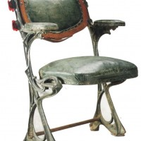 Métropolitain Leather Seat