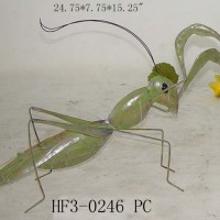 Mister P. Mantis Garden Decoration