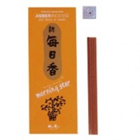 Morning Star Stickless Incense, Amber