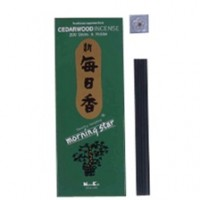 Morning Star Stickless Incense, Cedar