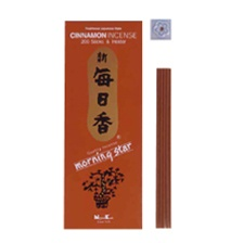 Morning Star Stickless Incense, Cinnamon