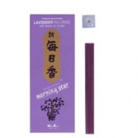 Morning Star Stickless Incense, Lavender
