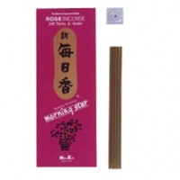 Morning Star Stickless Incense, Rose
