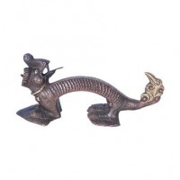 Nepali Dragon Door Handle