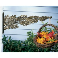 Oak Leaf Wall Bracket