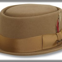 Pork Pie Hat, camel