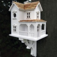 Prairie Farmhouse Bird House