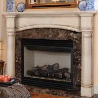 Princeton Fireplace Mantel