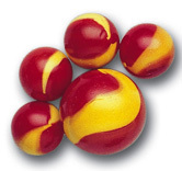 Red Hot Marbles
