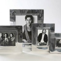 Sand Cast Metal Photo Frames