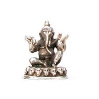 Seated Ganesh Statue