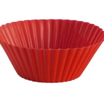 Set of 6 Silicone Baking Cups