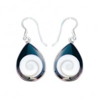 Shiva's Eye Earrings
