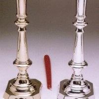 Simple Taper Candle Holders