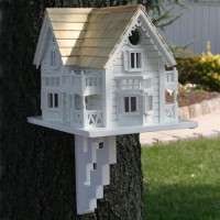 Sleepy Hollow Cottage Bird House