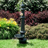 Spigot Garden Water Fountain