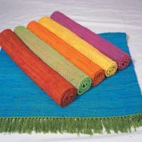Summer Colors Woven Rugs