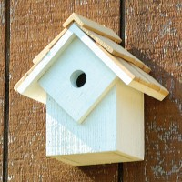 Summer Home Bird House
