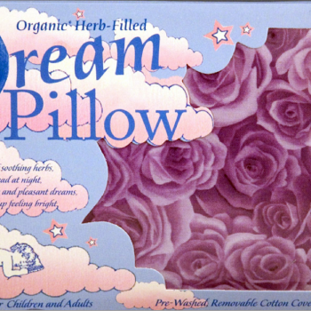 Sweet Dreams Herb-Filled Pillow