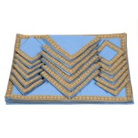 Table Mat & Set of 6 Napkins