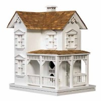 The Farm House Bird House