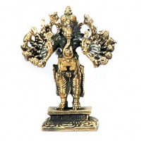 Thousand Armed Ganesh Statue