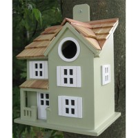 Townhouse Bird House