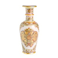 Vase with Gold Painting