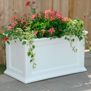 Vestavia Rectangular Planter