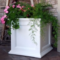 Vestavia Square Planter
