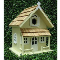 Victorian Cottage Bird House