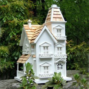 Victorian Manor Bird House