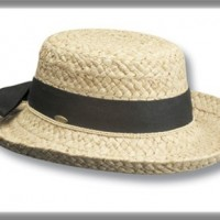 Women's Straw Raffia Hat