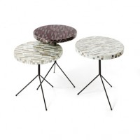 18 inch Tripod Pedestal Round Tables